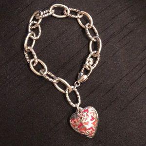 Brighton Breast Cancer Bracelet